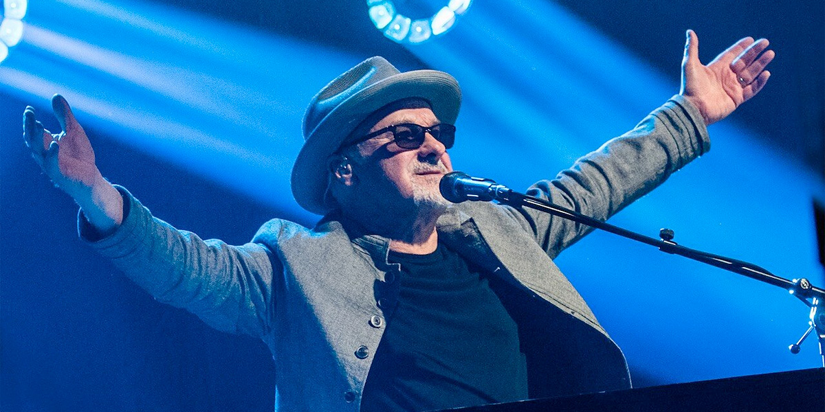 New Release from Paul Carrack